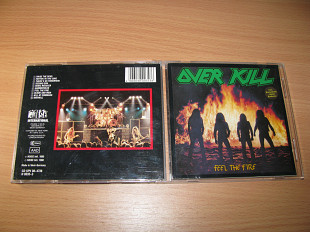 OVERKILL - Feel The Fire (1988 Noise W.Germany)
