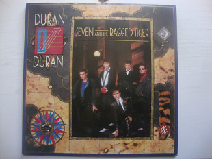 DURAN DURAN SEVEN AND THE RAGGED TIGER GERMANY