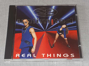 Фирменный 2 Unlimited – Real Things