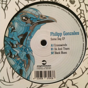 Philipp Gonzales ‎– Some Day EP - DJ VINYL