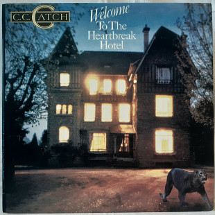 C.C. Catch ‎ (Welcome To The Heartbreak Hotel) 1986. (LP). 12. Vinyl. Пластинка. Bulgaria