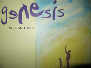 Виниловый Альбом GENESIS ‎–We Can't Dance- 1991 (2 LP) *England *ОРИГИНАЛ