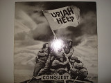 URIAH HEEP-Conquest 1980 Hard Rock