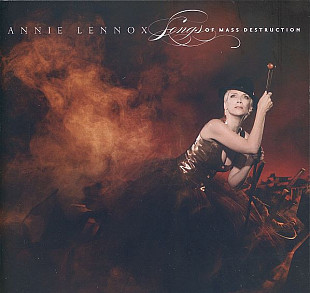 №03-Annie Lennox ‎– Songs Of Mass Destruction (2007). Лицензия Россия. Новый