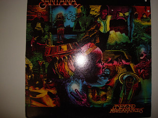 SANTANA-Beyond appearances 1985 USA Blues Rock, Soft Rock