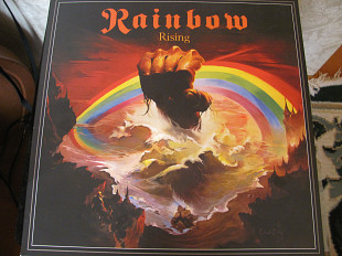 Винил пластинка RAINBOW(DIO) ‎– RISING LP