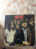 AC DC - HIGHWAY TO HELL (VG/VG)
