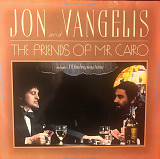 Jon and Vangelis - The Friends of Mr Cairo (1981), nm/nm, Germany