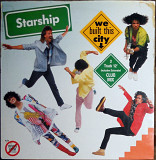 "Starship – We Built This City (12"", 45 RPM)(1985)(made in Europe)"