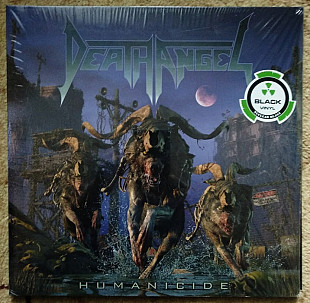Death Angel ‎– Humanicide
