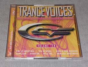 Фирменный Trance Voices 10 - The Greatest Vocal Trance Anthems