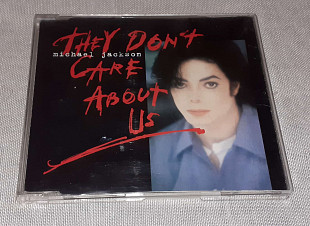Фирменный Michael Jackson - They Don't Care About Us