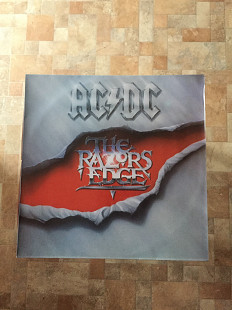 AC/DC - The razors edge, 1990, EX/M, Poland
