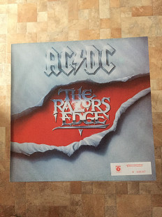 AC DC- The razors edge-1990, (EX/EX), Poland