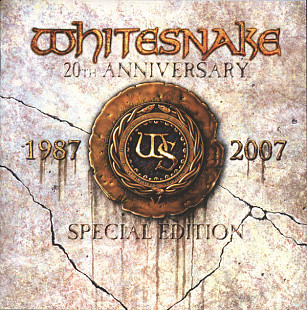 "Whitesnake- "" 1 9 8 7 "": 20th Anniversary Special Edition"