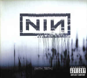 "Фирменный NINE INCH NAILS - ""With Teeth"""