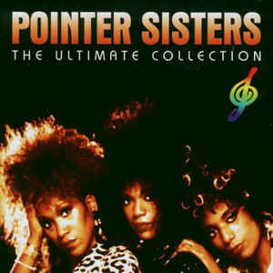 "Фирменный POINTER SISTERS - ""The Ultimate Collection"""