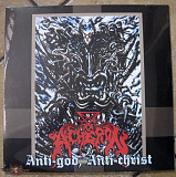 Acheron ‎– Anti-god, Anti-christ (LP)