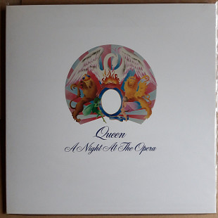 Queen ‎– A Night At The Opera (1975)