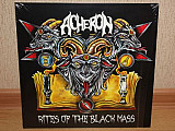 Acheron ‎– Rites Of The Black Mass (LP)