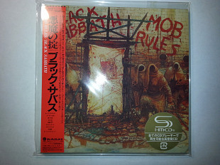 Black Sabbath ‎– Mob Rules (Japan) (2CD)