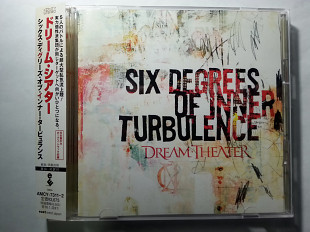 Dream Theater - Six Degrees of Inner Turbulence (Japan)-(2CD)