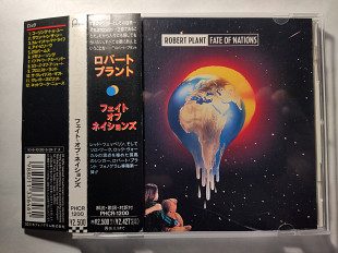 Robert Plant ‎– Fate Of Nations(Japan)