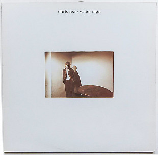 Chris Rea ‎– Water Sign (+stiker) 1983 Magnet Ger NM-/NM- insert