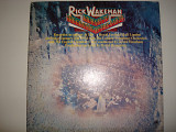 RICK WAKEMAN-Journey to the centre of the earth 1974 USA+Book Modern Classical, Prog Rock