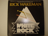RICK WAKEMAN-White rock-1977 AM OIS USA Modern Classical, Prog Rock