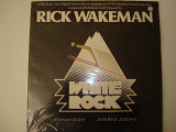 RICK WAKERMAN-White rock 1977 UK Modern Classical, Prog Rock