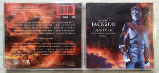 Michael Jackson - History book I 2CD