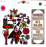 Dvořák Quartet - Dvořák: Quartet In E Major / Waltzes (LP, Album)
