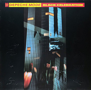 Depeche Mode - Black Celebration (1986) NM/NM