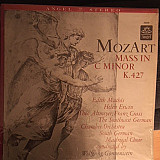 Mozart* - Mass in C minor, K. 427 (LP)