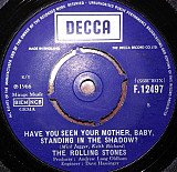 The Rolling Stones ‎– Have You Seen Your Mother, Baby, Standing In The Shadow?