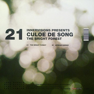 Culoe De Song ‎– The Bright Forest