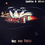 Sandrino & Adryan ‎– One Way Ticket EP - DJ VINYL