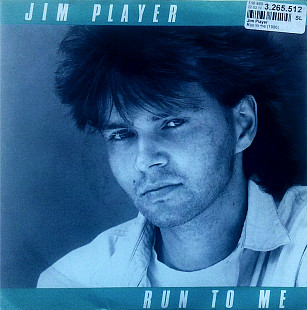 Jim Player - Run To Me \ Hungry Hearts