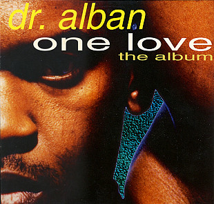 Dr. Alban - One Love (The Album) (1992) NM-/NM-