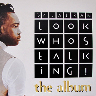 Dr. Alban - Look Whos Talking! (The Album) (1994) NM-/NM-