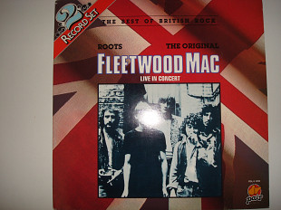 FLEETWOOD MAC-Roots 1988 2LP USA Blues Rock, Classic Rock