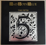 Bad Boys Blue ‎– The Fifth (+stiker) 1989 Coconut Ger EX+(nm-)/NM-