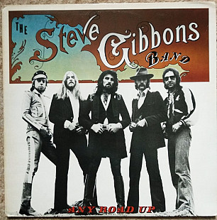 The Steve Gibbons Band* ‎– Any Road Up
