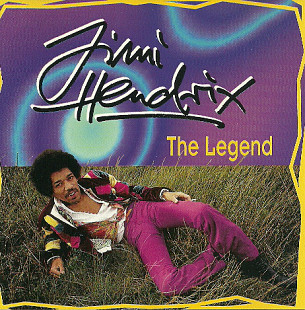 Jimi Hendrix 1995 - The Legend Live