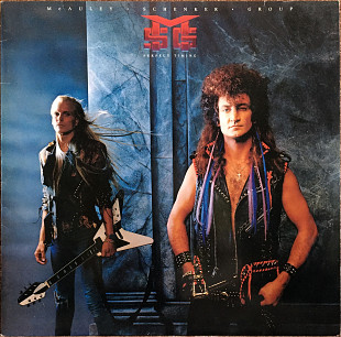 McAuley Schenker Group – Perfect Timing