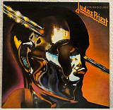 Judas Priest ‎– Stained Class 1978 CBS Holl EX+(nm-)/NM-