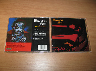 MERCYFUL FATE - Melissa (1997 Roadrunner GOLD CD, USA)