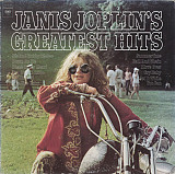 Janis Joplin - Janis Joplin's Greatest Hits (LP, Comp, RE)