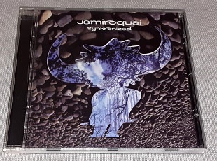 Фиpмeнный Jamiroquai - Synkronized